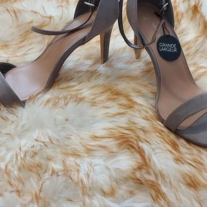 NWT New Look strappy heels
